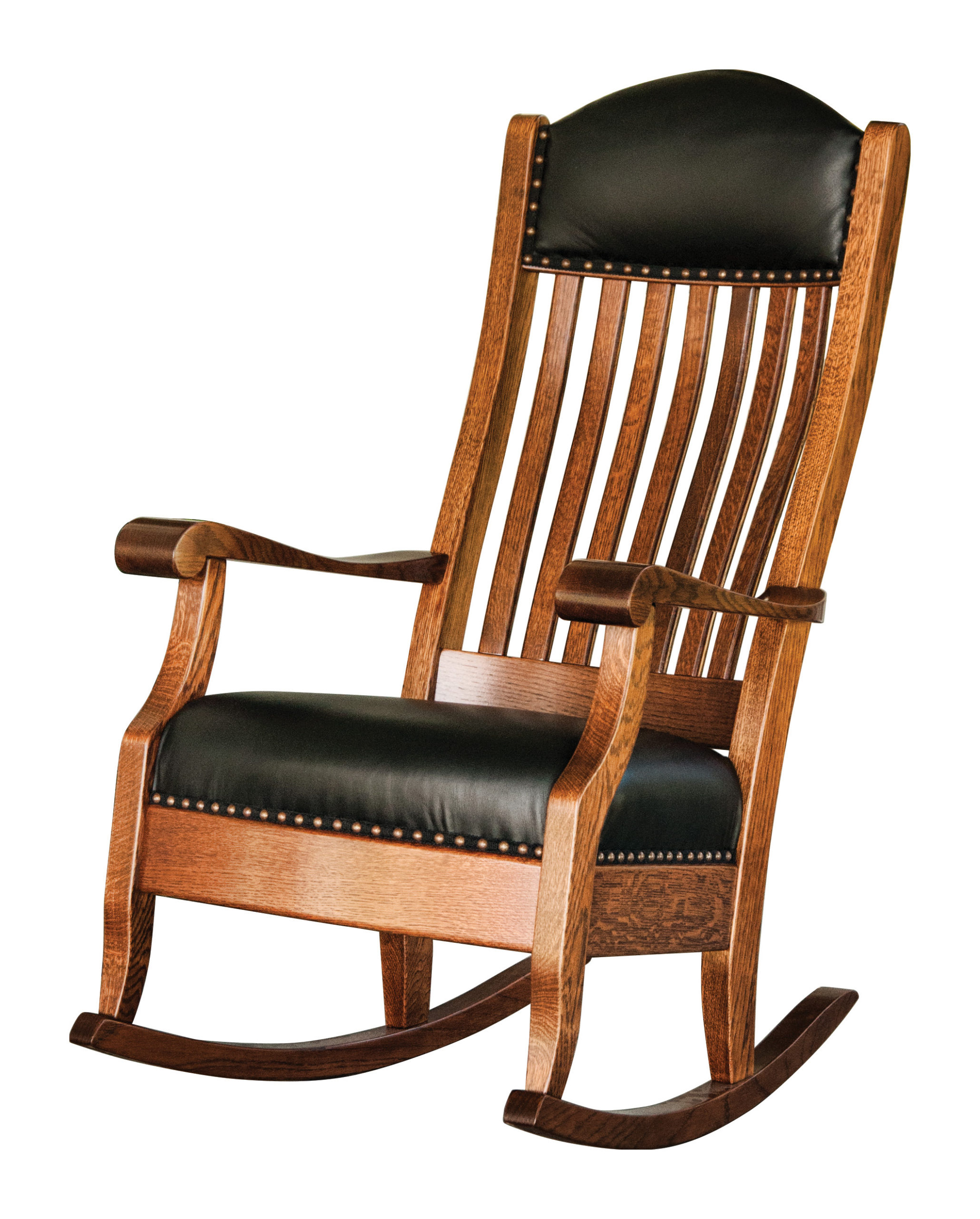 Picture of: Auntie S Rocker Amish Solid Wood Rocking Chairs Kvadro Furniture