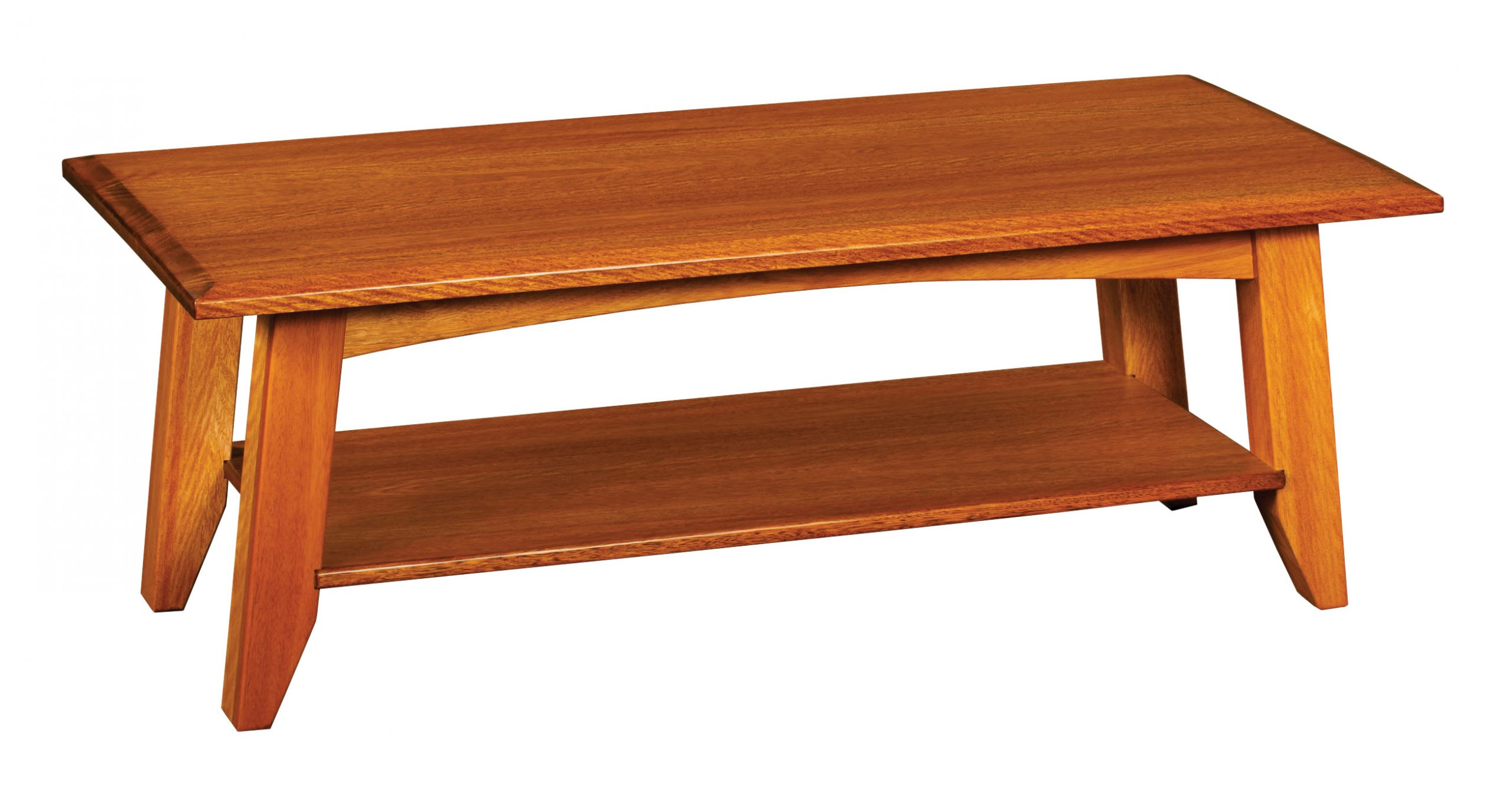 Albany Amish Solid Wood Coffee Table Kvadro Furniture