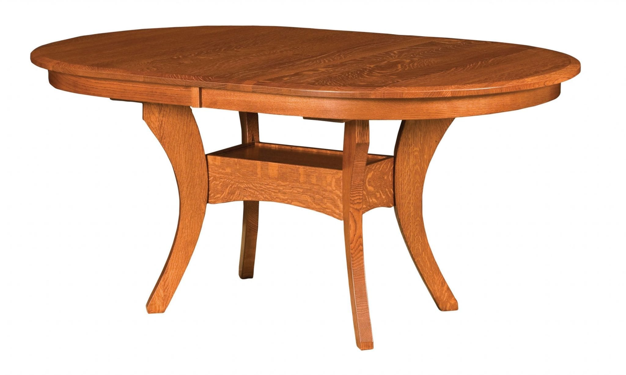 Picture of: Imperial Dining Table Amish Solid Wood Tables Kvadro Furniture